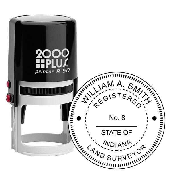 State of Indiana Land Surveyor