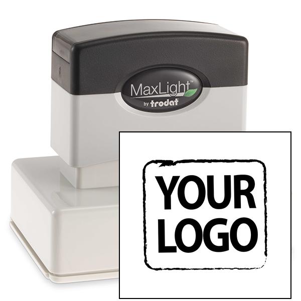 Large Custom Logo Stamp