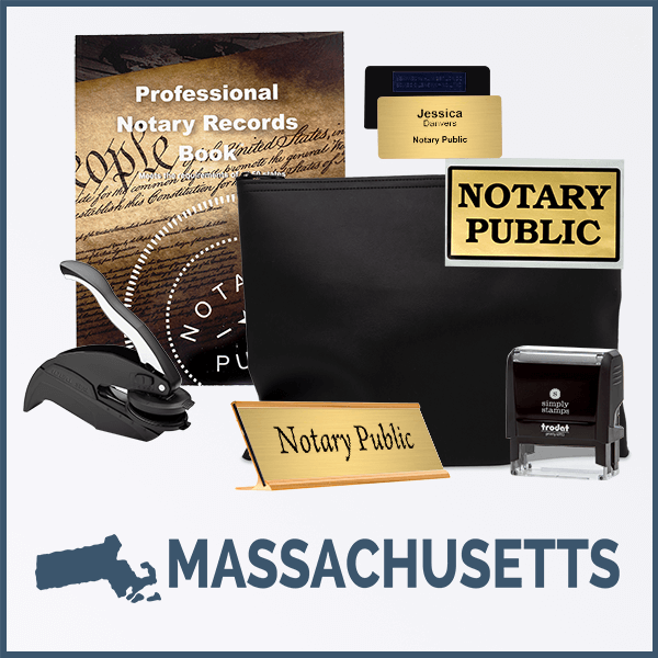 Maryland Deluxe Notary Kit