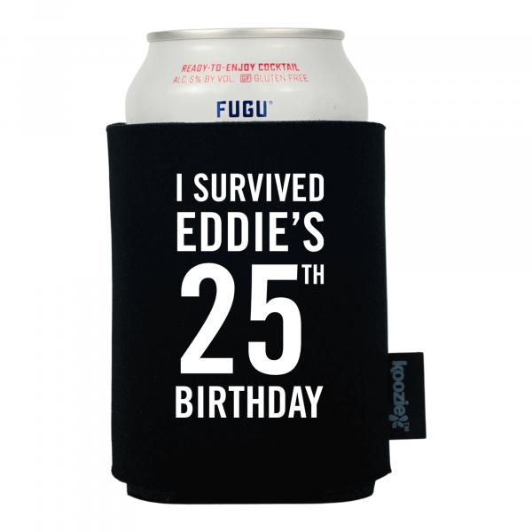 I Survived Birthday Koozie®