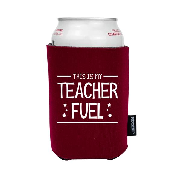 Koozie® This Is My Teacher Fuel Drink Cooler