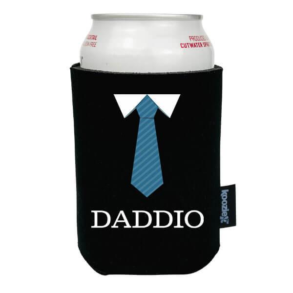 Koozie® Tie and Collar Dad Drink Cooler
