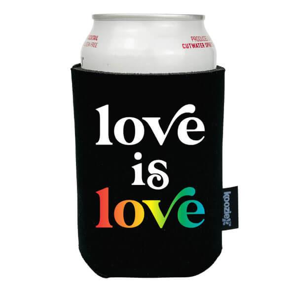 Koozie® Love is Love Pride Drink Cooler