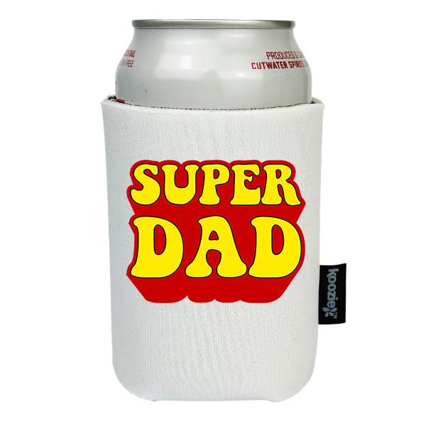 Koozie® Super Dad Drink Cooler