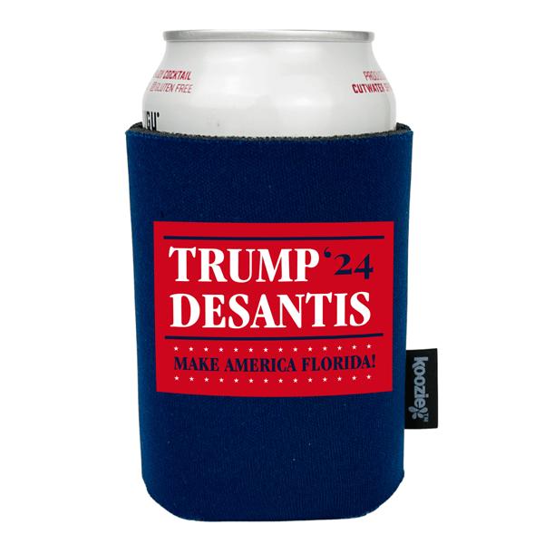 Koozie® Trump DeSantis Drink Cooler