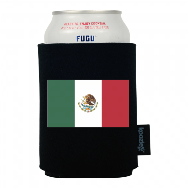 Koozie® Mexico Country Flag Drink Cooler