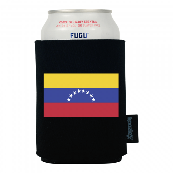 Koozie® Venezuela Country Flag Drink Cooler