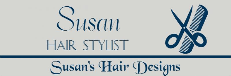 Hair Salon 3 Line Rectangle Name Badge A