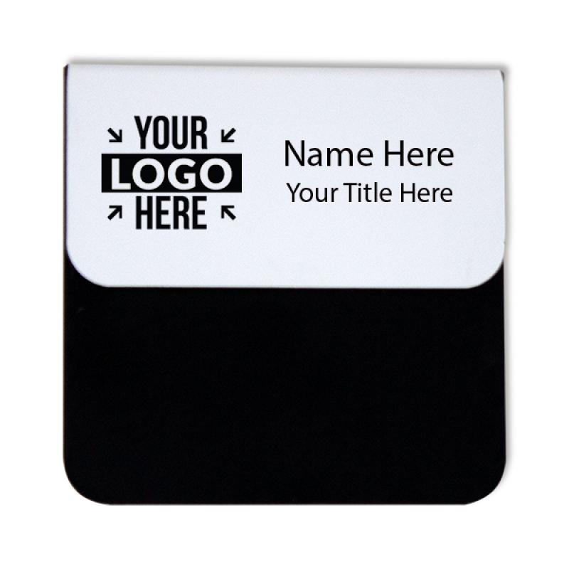 """Laser Engraved Pocket Badge - 1.5"""" x 3"""""""