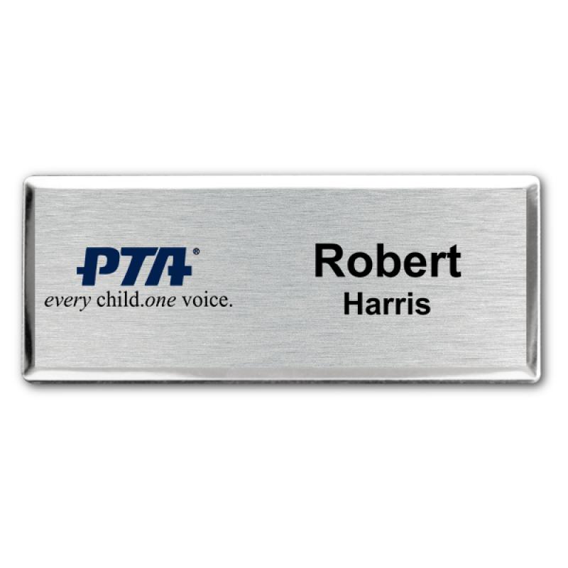 PTA Premier Small Name Badge