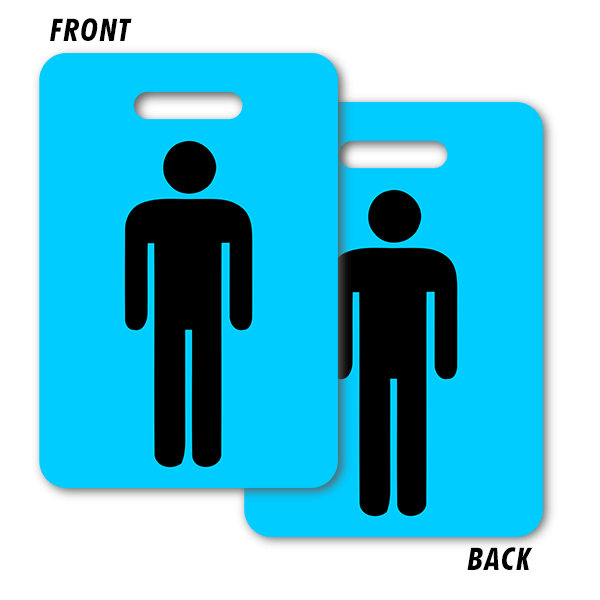 Boy Bathroom Pass