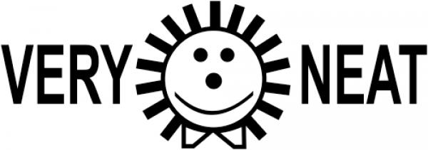 Very Neat Smiley Sun Teacher Stamp