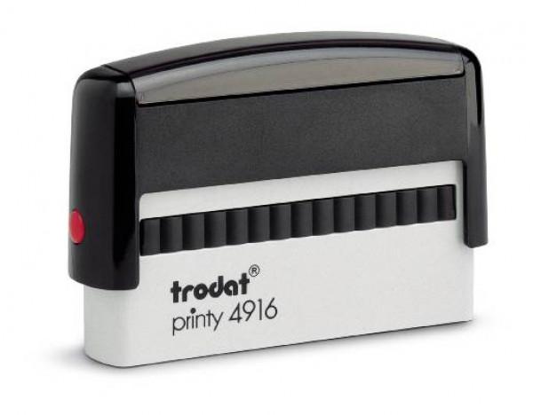 Trodat Self Inking 4916 - Black Ink
