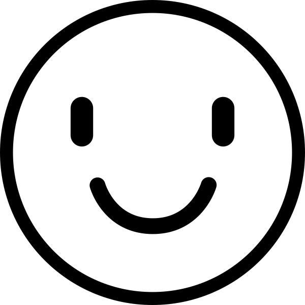 Smiley Emoji Teacher Craft Stamp
