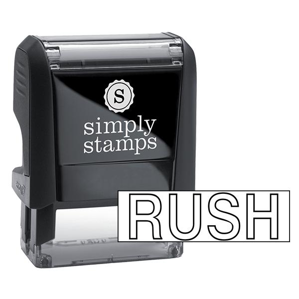 Rush Stock Stamp
