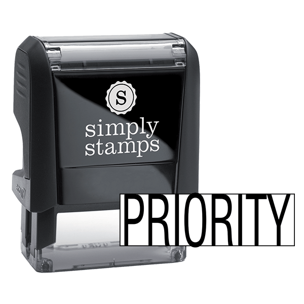 Priority Stock Stamp