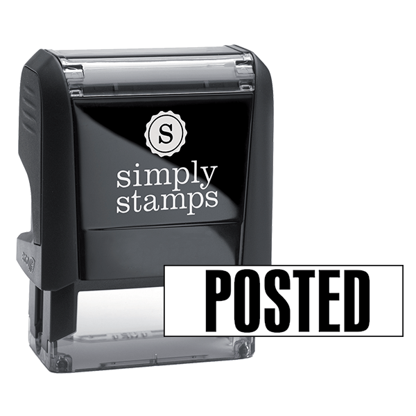 Posted Stock Stamp