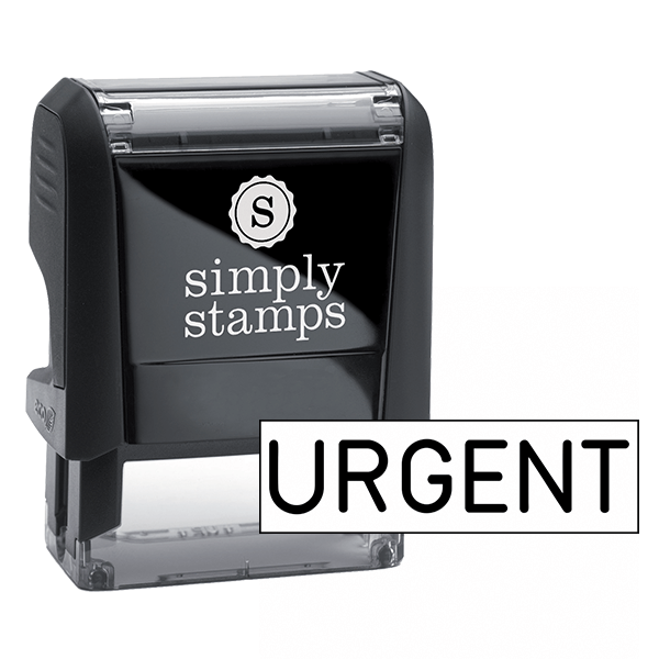Urgent Stock Stamp
