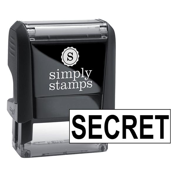Secret Stock Stamp