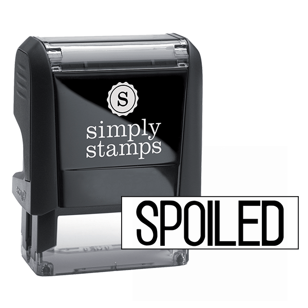 Spoiled Stock Stamp
