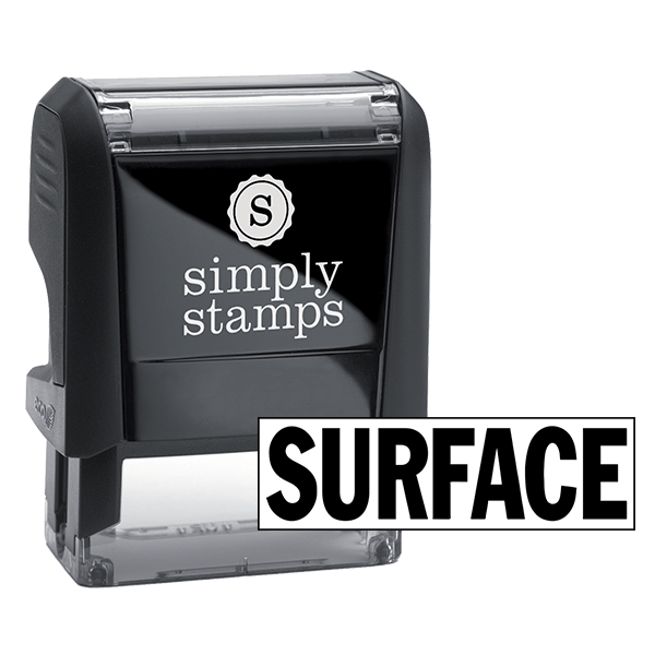 Surface Stock Stamp
