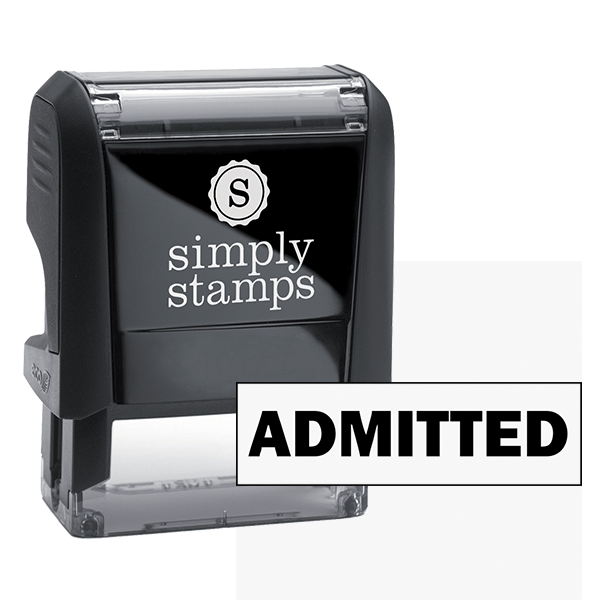 Admitted Stock Stamp