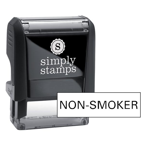 Non-Smoker Stock Stamp