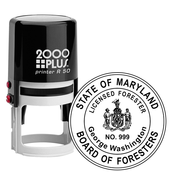 State of Maryland Forester
