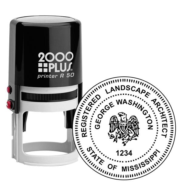 State of Mississippi Landscape Architect