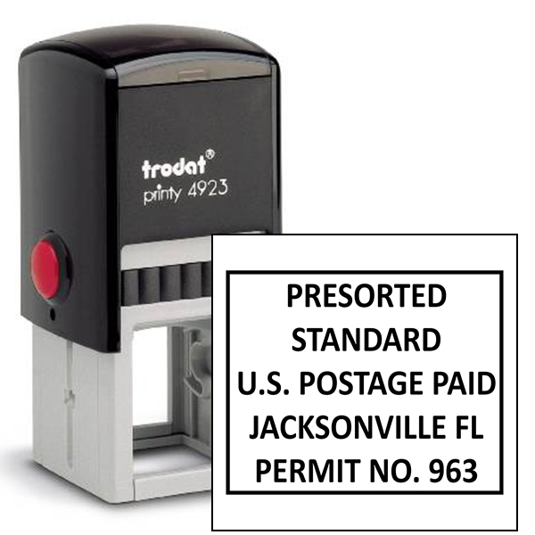 Postage Paid Permit | Presorted Standard