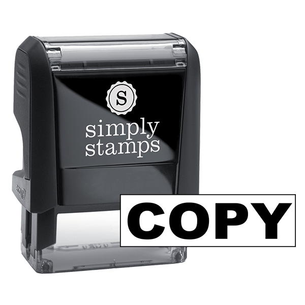 COPY Bold Stock Stamp