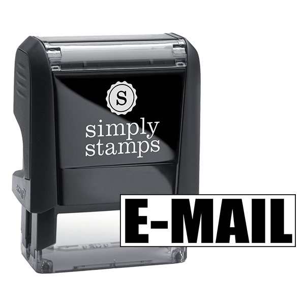 E-MAIL Stock Stamp