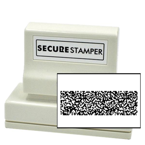 Xstamper Secure Stamper Large