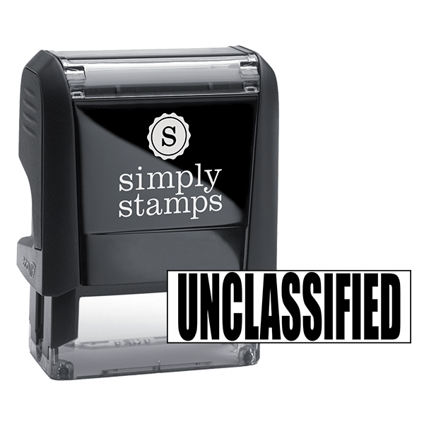 Unclassified Stock Stamp
