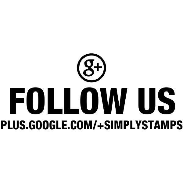 Follow Us On Google Plus URL Stamp
