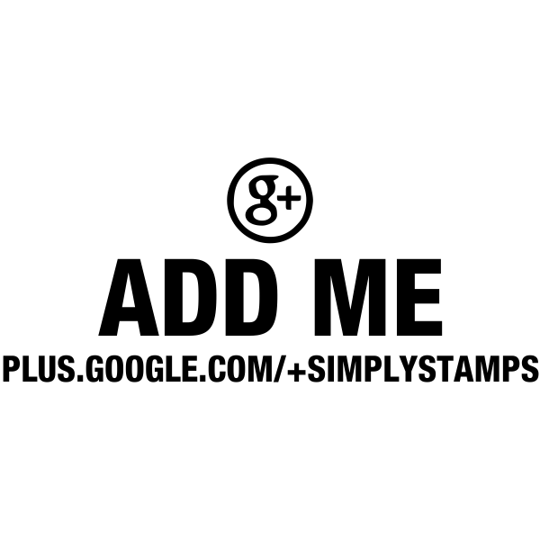 Add Me On Google Plus URL Stamp