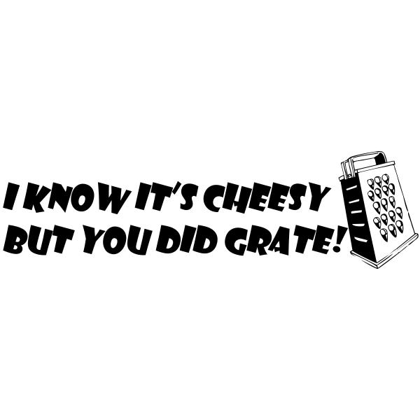Feedback Grate Cheesy Rubber Teacher Stamp