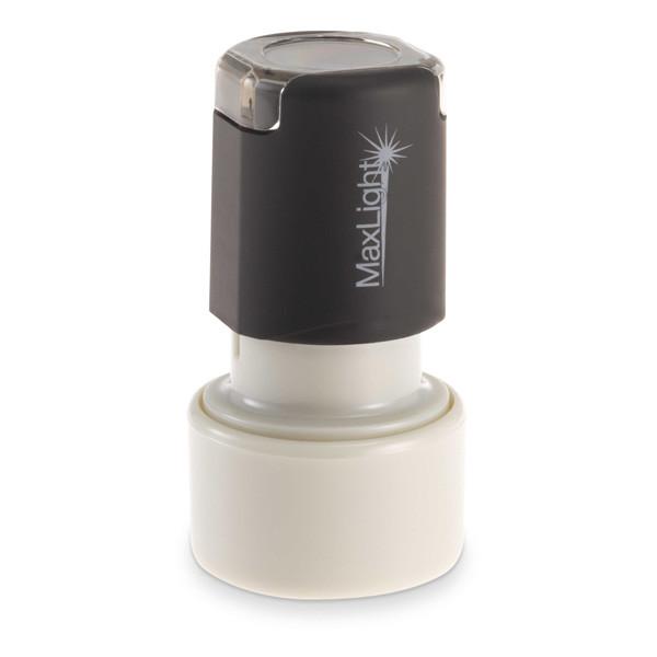 MaxLight Custom Pre-Inked Stamp - MAX-325Z - Black Ink