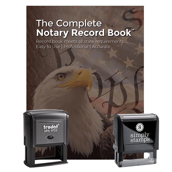 Montana Value Notary Kit