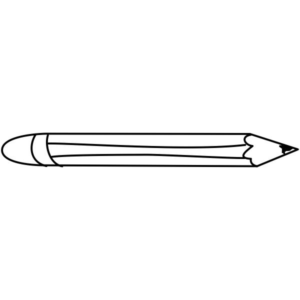 Pencil Craft Stamp