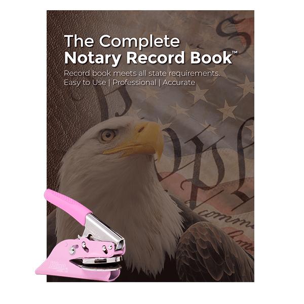 Utah Pink Value Notary Kit