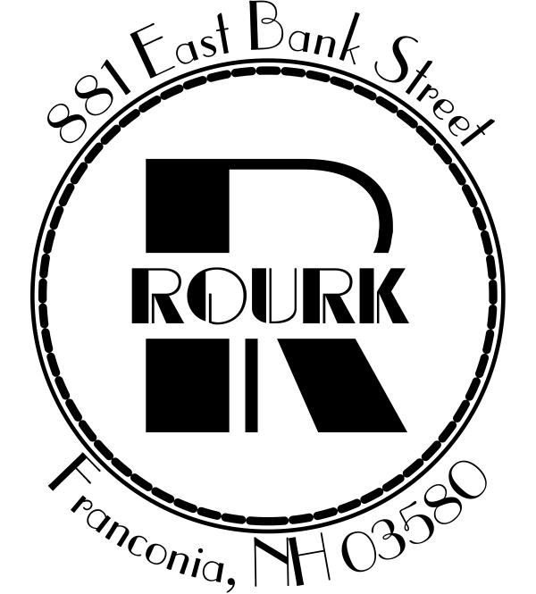 Rourk Address Stamp