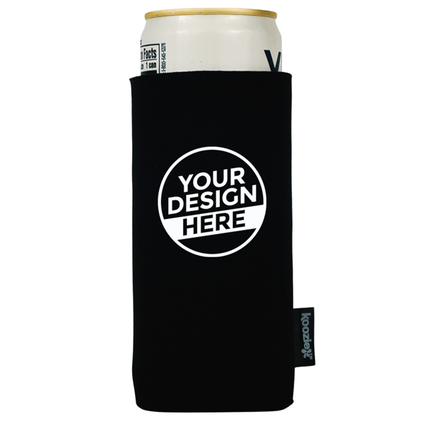 Koozie® Slim Can Cooler | 1 Color 1 Side