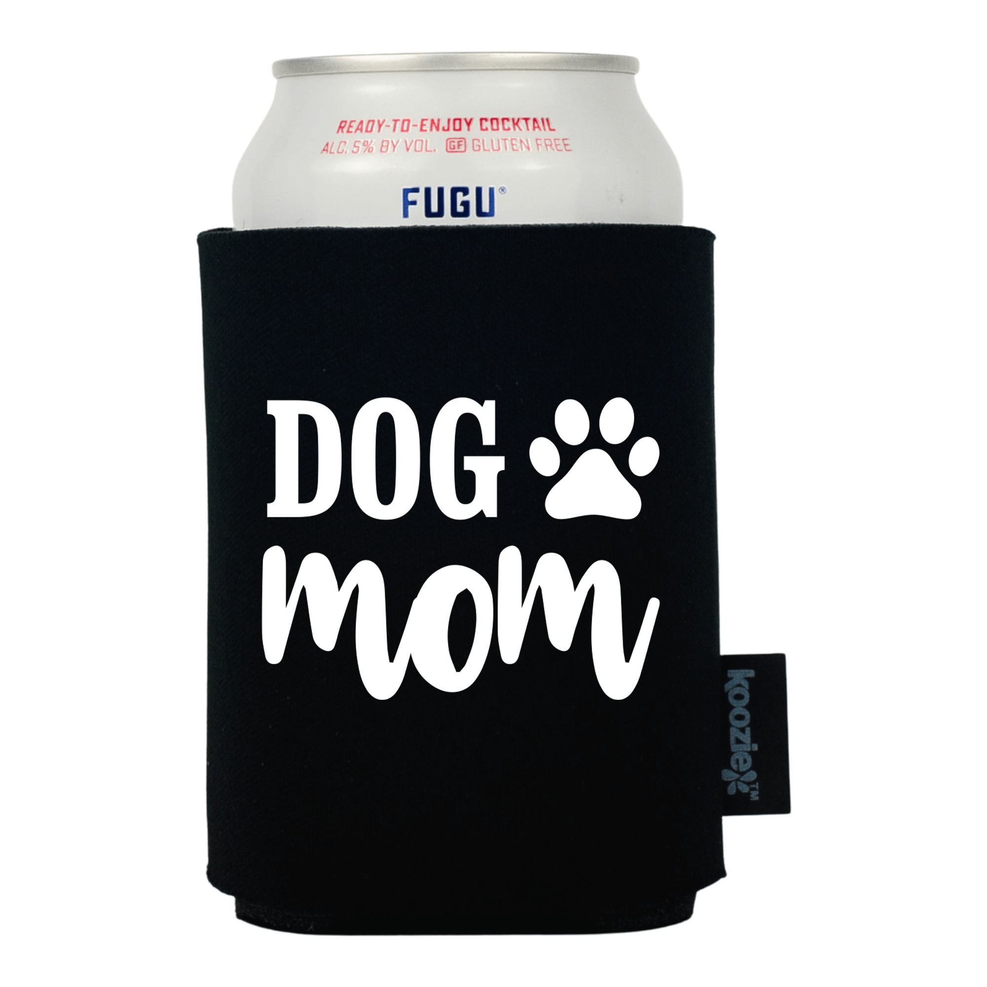 Dog Mom Pet Lovers Koozie®