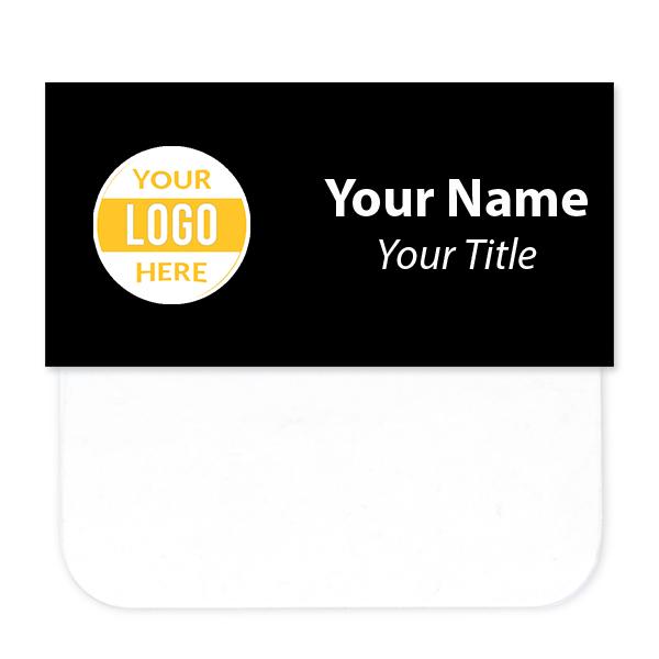 """Full Color Pocket Badge - 1.5"""" x 3"""""""