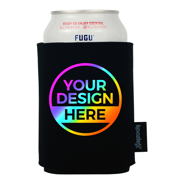 Full Color Koozie® Foam 2-sided Can Cooler