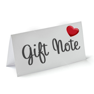 Gift Note