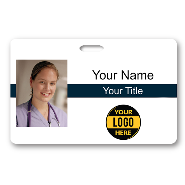 Photo ID Badge - Style103