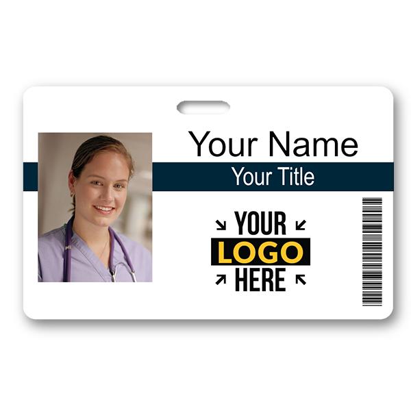 Photo ID Badge - Style104