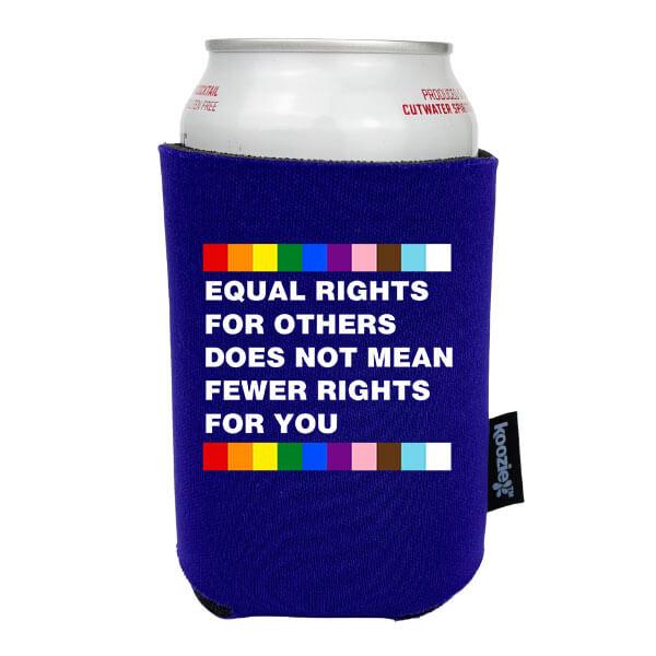 Koozie® Equal Rights Pride Drink Cooler